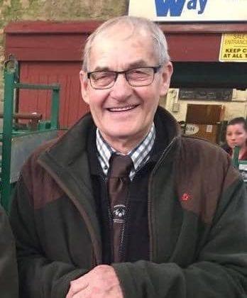 Alan Birbeck, President of the Association